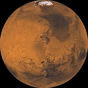 Mars-Facts