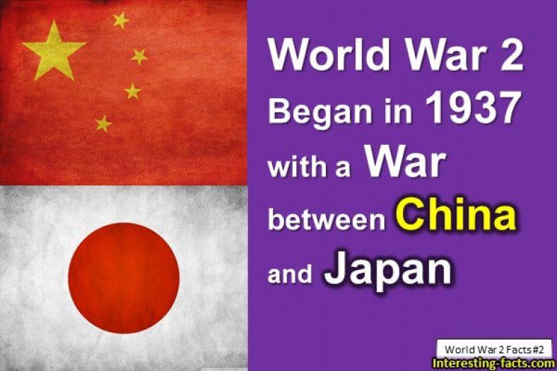 World War 2 Facts – 10 Facts about World War 2- Interesting